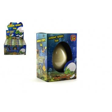 Teddies Mořský svět líhnoucí a rostoucí z vajíčka 6cm v krabičce
