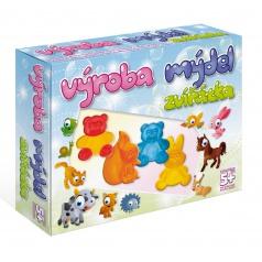DetiArt Výroba mydla - Zvieratá