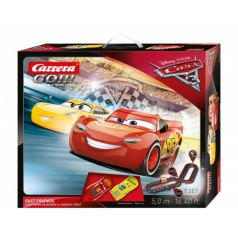 Carrera GO 62419 Cars 3 - Fast Friends autodráha