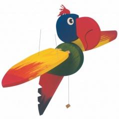 Woody Létací papoušek-velký, 50cm (DP)