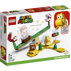 LEGO Super Mario 71365 Pretekárska dráha s Piraňami – rozširujúci set