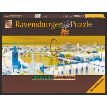 Ravensburger puzzle Londýn 1000d