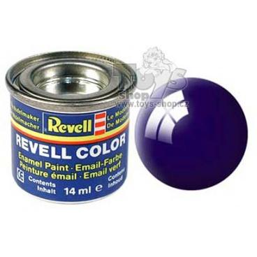 Revell emailová barva 32154 lesklá noční modrá