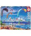 EDUCA 17693 Puzzle 1000 dílků - Kitesurfing