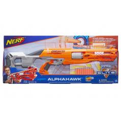 Hasbro Nerf  B7784 pistole Accustrike Alphahawk