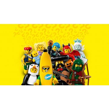 LEGO 71013 Minifigurky - 16. série