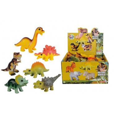 Simba Soft dinosaurus, 10 cm, 6 druhů