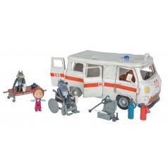 Simba Máša a Medvěd Simba Simba Máša a medvěd Ambulance hrací set