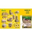 Walachia dřevěná stavebnice - Vario XL