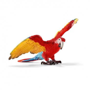 Schleich 14737 Zvířátko - Papoušek