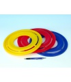 LORI Lietajúci tanier Prstenec plast priemer 28cm od 12 mesiacov