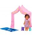 Mattel Barbie PŘÍBĚH Z DENÍKU CHŮVY - 2druhy /stan, skluzavka/