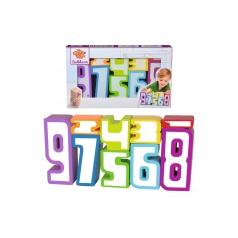 Simba Dřevěné číslice