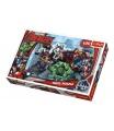 Trefl Puzzle The Avengers 100 dílků 41x27,5cm v krabici 29x20x4cm