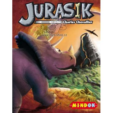 společenská hra Mindok: Jurasik