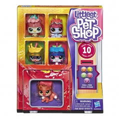 "Hasbro Littlest Pet Shop Set ""automat na zvířátka"" assort E5478"