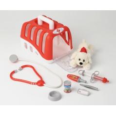 Klein Kufřík pro veterináře s pejskem