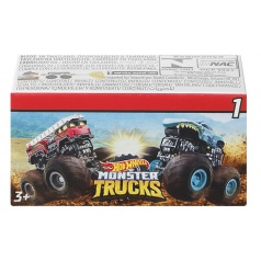 Mattel HW MONSTER TRUCK MINI AUTO ASST
