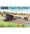 Kovozávody Prostějov Praga E-114 Air Baby