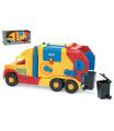 WADER Auto Super Truck popeláři Wader 57cm v krabici