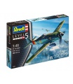 Revell  03930 Plastic ModelKit letadlo - Focke Wulf Fw 190 D-9 (1:48)