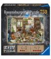 Ravensburger Exit Puzzle: Umělecké studio 759 dílků