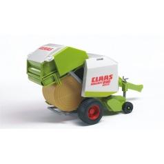 Bruder 2121 Claas Rollant 250 vlek k traktoru na výrobu balíků slámy