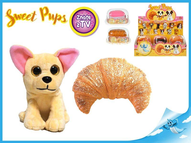 картинки игрушек собачек в булочки теплые