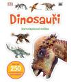 Jiri Models knížka samolepková Dinosauři