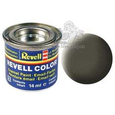 Revell emailová barva 32146 matná Nato Olive