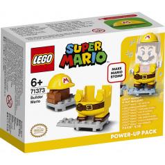 LEGO Super Mario 71373 Oblek staviteľa – vylepšenie pre Mária