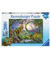 Ravensburger puzzle Vříši gigantů 200d
