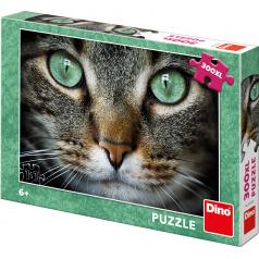 Dino Zelenooká MAČKA 300 XL Puzzle NOVÉ