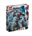 LEGO Super Heroes 76124 Avangers War Machine v robotickém obleku