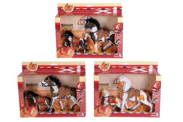 Kůň Beauty Pferde set, 11 a 19 cm, 3 druhy