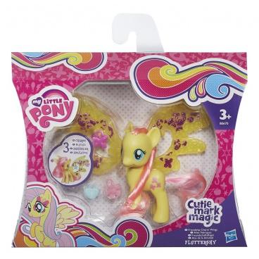 Hasbro MLP My Little Pony Poník s ozdobenými křídly