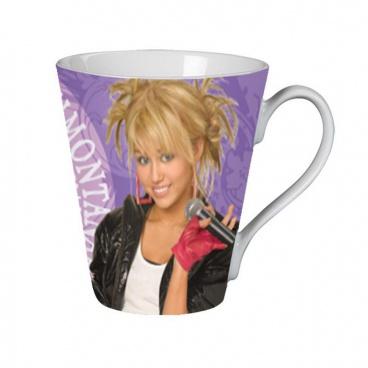 "Porcelánový hrnek ""Hannah Montana"""