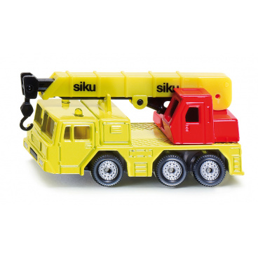 SIKU 1326 Blister - Hydraulický autojeřáb