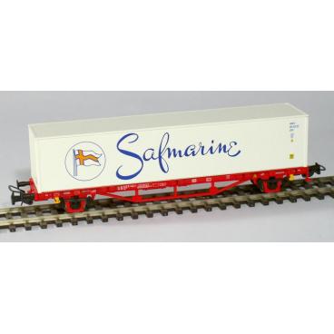 PIKO modelová železnice Kontejnerový vagon 40´Safmarine