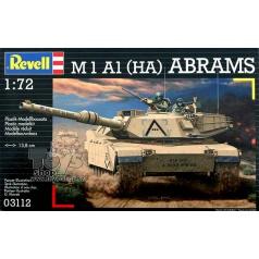 Revell 03112 Tank M1A1 /HA/Abrams