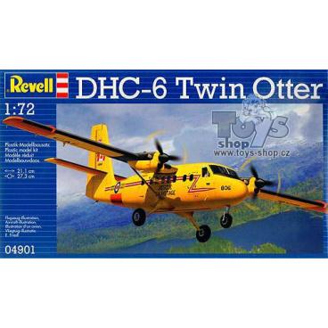 Revell letadlo model 04901 DH C-6 Twin Otter (1:72)