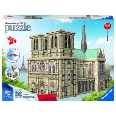 Ravensburger Notre Dame 3D puzzle, 216 dílků
