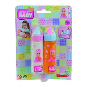 Simba 2 lahvičky pro panenky