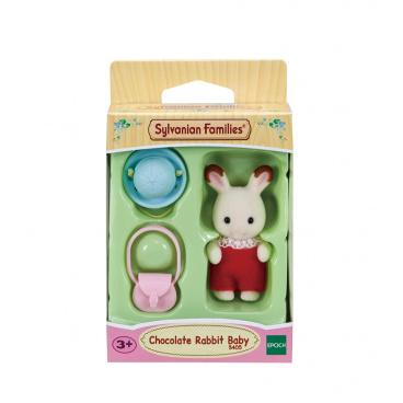 Sylvanian Families 5405 Baby Chocolate králík