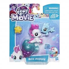 Hasbro MLP Mini pony s přísavkou a doplňky asst