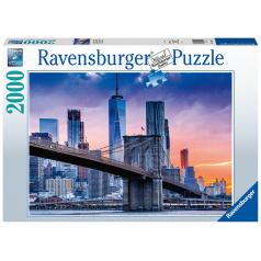 Ravensburger New York s mrakodrapmi 2000 dielikov