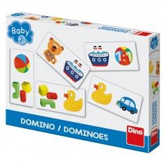 Dino Hračky baby domino