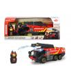 Dickie RC Letištní hasičské auto Rosenbauer Panther 62 cm