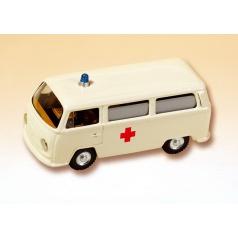 Kovap 0613  VW sanitka - kovový model