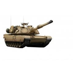 Vs Tank Vstank IR US M1A2 Abrams Desert tank na ovládání